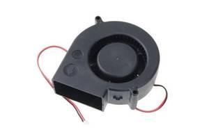 Вентилятор центробежный кулер ЧПУ Delta Electronics BFB1012VH 97 мм 12В 2 пин (gr_017244)