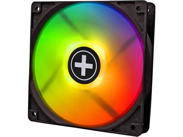продам Вентилятор Xilence XPF120RGB-SET (XF061), 120х120х25мм, 4-pin, Black_ бу в Харькове