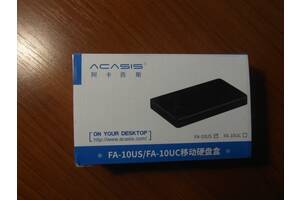 Внешний карман Acasis FA-10US для HDD/SSD 2.5 SATA USB 3.0