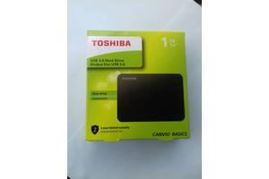 Внешний жесткий диск Toshiba Canvio Basics 1 TB USB 3.0 Hard Drive