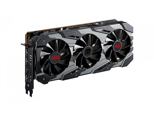 бу Видеокарта AMD Radeon RX 5700 8GB GDDR6 Red Devil PowerColor (AXRX 5700 8GBD6-3DHE/OC) в Харькове