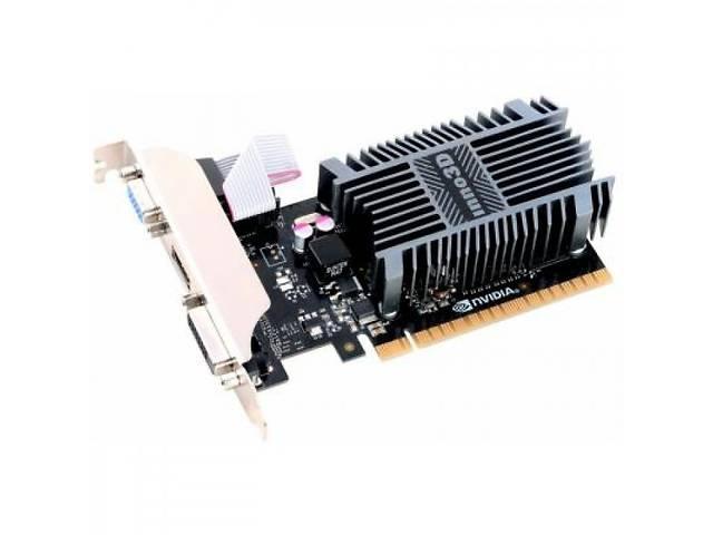 бу Видеокарта GeForce GT710 1024Mb Inno3D (N710-1SDV-D3BX) в Харькове
