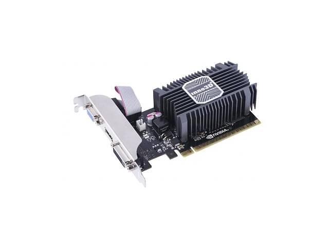 продам Видеокарта GeForce GT730 1024Mb INNO3D (N730-1SDV-D3BX) бу в Киеве