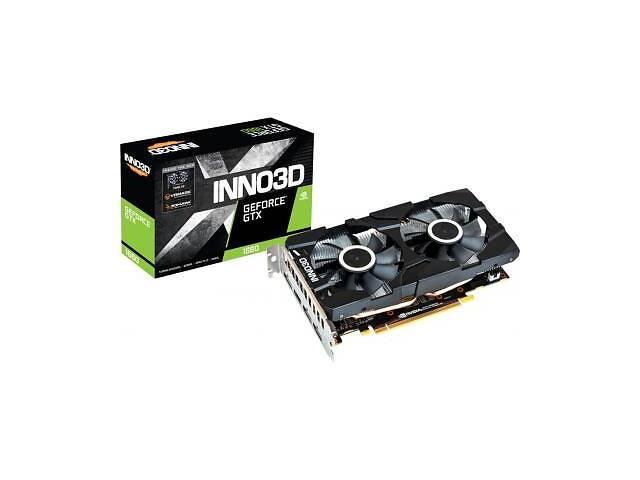продам Видеокарта INNO3D GeForce GTX1660 6144Mb Twin X2 (N16602-06D5-1521VA15) бу в Киеве