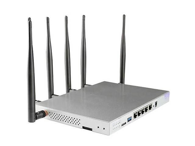 бу Wi-Fi роутер 1200Мб 2.4+5ГГц 3G 4G 802.11ac ZBT WG3526 Cioswi CSW-WR646 в Харькове