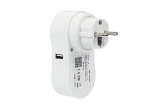 WI-FI умная розетка Kronos smart socket J2 (gr_008206)