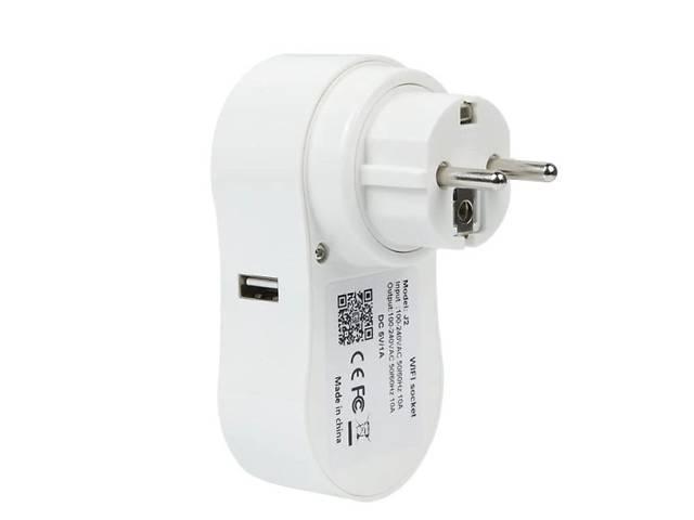 бу WI-FI умная розетка Kronos smart socket J2 (gr_008206) в Киеве
