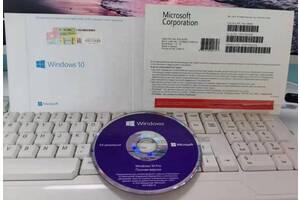 Windows 10 Professional 64 Bit Rus OEM 1PK рос.версія, DVD