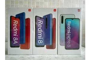 Xiaomi Redmi 8A и Redmi 8 + бампер чехол + стекло