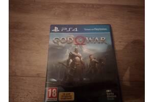 Игра для PS4 God of War 4  Полностью на Русском.