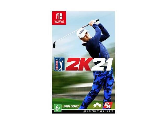 купить бу Игра Nintendo PGA 2K21 (5026555068949) в Харькове