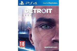 Игра SONY Detroit. Стать человеком [PS4, Russian version] Blu-ray диск (9429579)