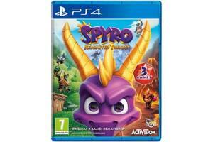 Игра SONY Spyro Reignited Trilogy [Blu-Ray диск] (88237EN)