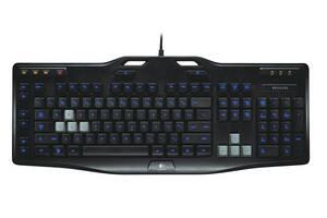 Игровая клавиатура Logitech G105