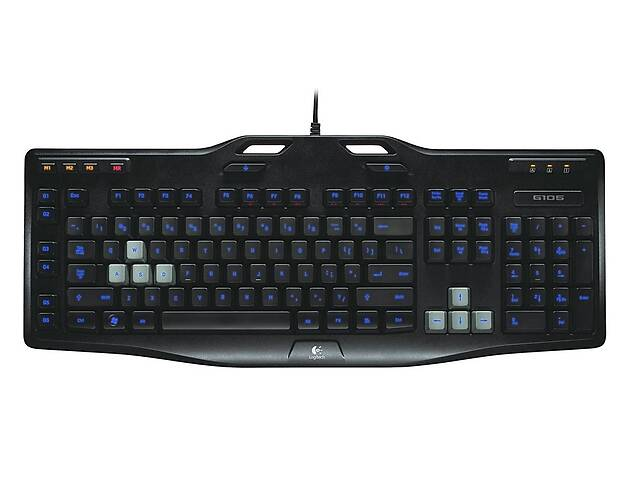 бу Игровая клавиатура Logitech G105 в Фастове