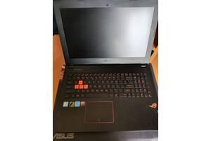 Игровой ноутбук Asus ROG Strix GL502VS I7-7700, 1070
