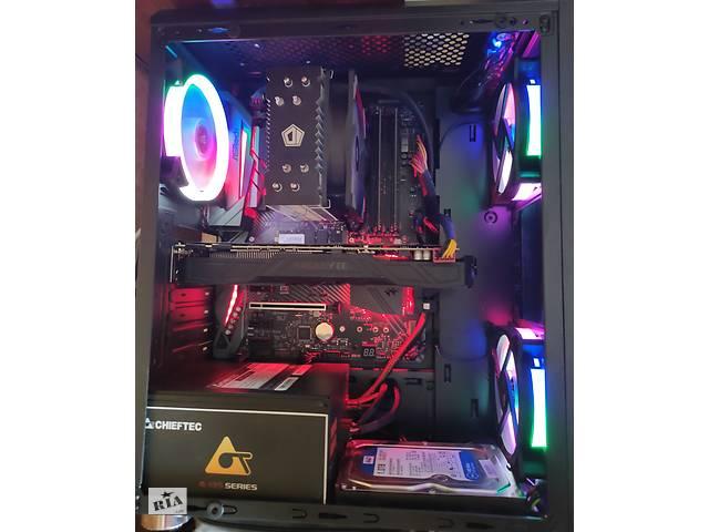 Игровой компьютер ПК Intel Core i3 i5 i7 GTX 1060 1070 1080 Ti- объявление о продаже  в Запорожье