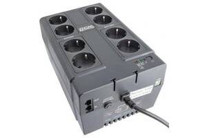 Источник бесперебойного питания Powercom CUB-650E USB Powercom (CUB.650E.USB)