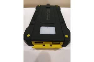 Зарядное устройство солнечная батарея на 2 телефона USB ПаверБанк