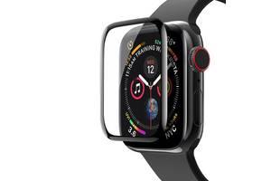 Защитное стекло 3D Apple Watch 44 мм. (Clear)