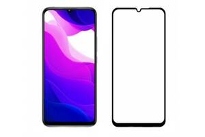 Защитное стекло для Xiaomi Mi 10 Lite Ful lGlue Black