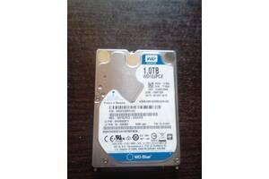 """Жесткий диск для ноутбука 2.5"""" 1TB WD (WD10JPCX)"""
