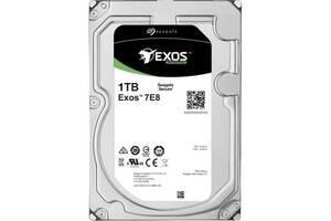 "Жесткий диск для сервера 3.5"" 2TB SAS 256 MB 7200 rpm Exos 7E8 Seagate (ST2000NM004A)"