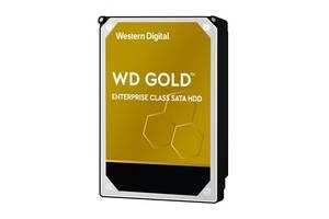 """Жесткий диск для сервера WD 16TB SATA 3.5"""" 7200 512MB Gold (WD161KRYZ)"""