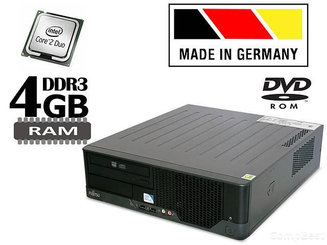продам Fujitsu E5731 sff Core 2 Duo E7500/ 4 ГБ ddr3 + наклейка Windows 7 Pro бу в Киеве