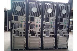 б/в Системні блоки комп'ютера HP (Hewlett Packard) HP Compaq 6200 Pro MT (XY100EA)
