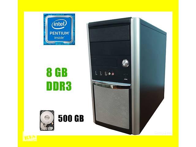 Компьютер Hyundai Pentino MT / Intel Pentium 4th gen G3420 (2 ядра по 3.20GHz) / 8 GB DDR3 / 500 GB HDD- объявление о продаже  в Киеве