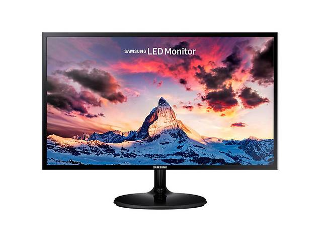 Монитор Samsung 21.5 S22F350F (LS22F350FHIXCI) Black; 1920 x 1080, 5mc, 200 кд/м2, D-Sub, HDMI- объявление о продаже  в Харкові