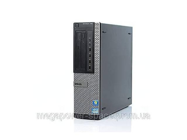 Системный блок DELL Optiplex 790 Desktop s1155 (Pentium DC/4GB/250GB) Б/У