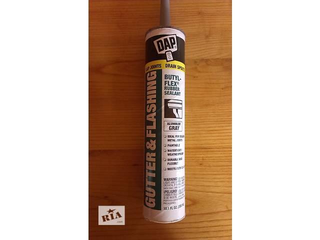 купить бу Герметик DAP BUTYL-FLEX Rubber Sealant в Лубнах