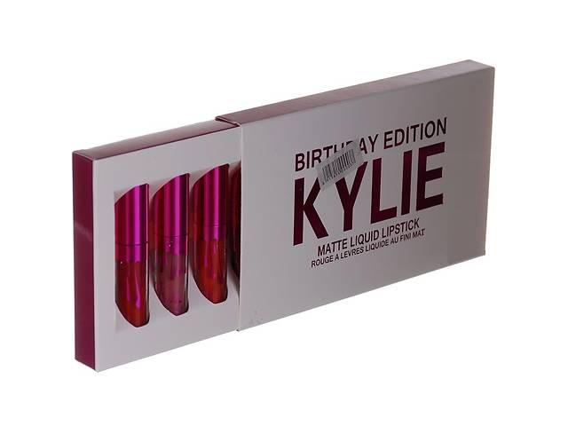 продам Набор из 6 матовых помад Kylie №2 (590043492) бу в Киеве