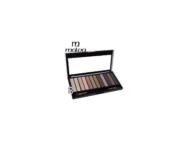 бу Продам палитру теней для век - Malva Cosmetics Temp Eyeshadow в Новой Каховке