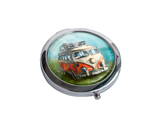 Зеркальце косметическое DM 01 Транспортер разноцветное - 176845- объявление о продаже  в Одессе