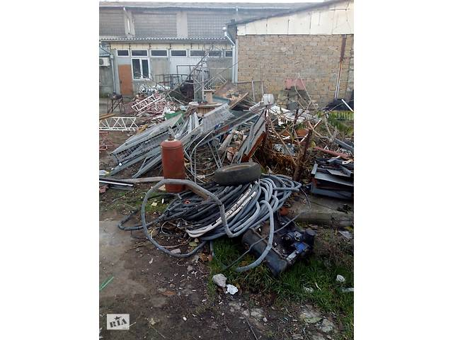 бу Демонтаж металлоконструкций  в Украине