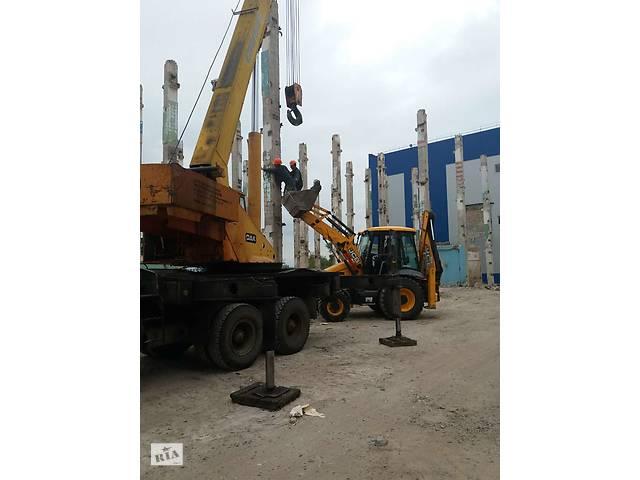 Демонтаж,строительство промышленных зданий и сооружений.Земляные- объявление о продаже   в Украине