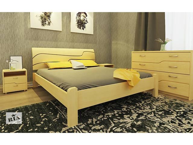 бу Деревянная кровать Симфония 160х200 в Львове