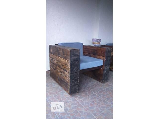 бу Деревянные Кресла в Тячеве