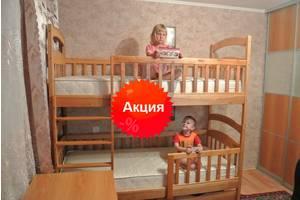 Нові Двоярусні дитячі ліжка ABC Design