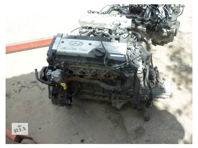 купить бу Детали двигателя Блок двигателя Hyundai Getz 1.4 в Ужгороде