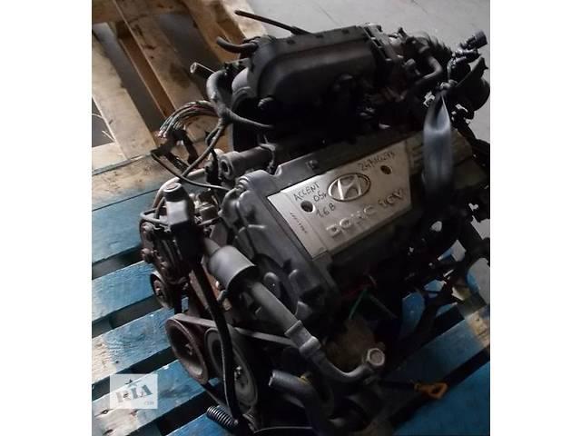 купить бу Детали двигателя Блок двигателя Hyundai Getz 1.6 в Ужгороде