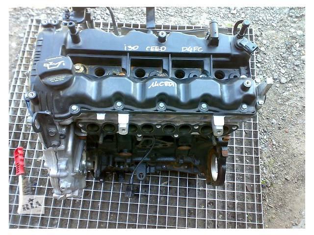 купить бу Детали двигателя Двигатель KIA Ceed 1.4 CRDi в Ужгороде