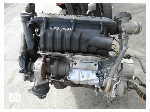продам Детали двигателя Двигатель Mercedes A 170 1.7 D бу в Ужгороде