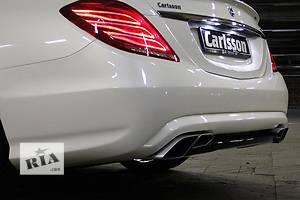 Фонари задние Mercedes S-Class