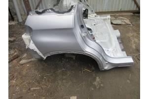 Четверти автомобиля Citroen