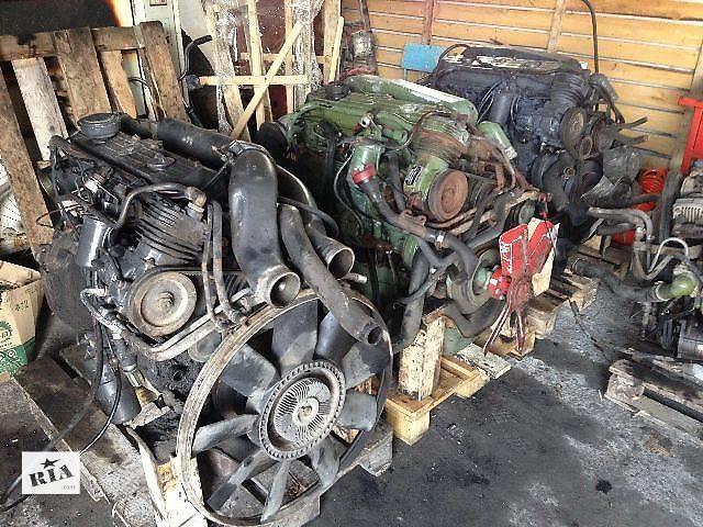купить бу Детали двигателя Двигатель Грузовики Mercedes 814 914 817 917 1117 1114 1220 1222 1424 ..... в Рогатине