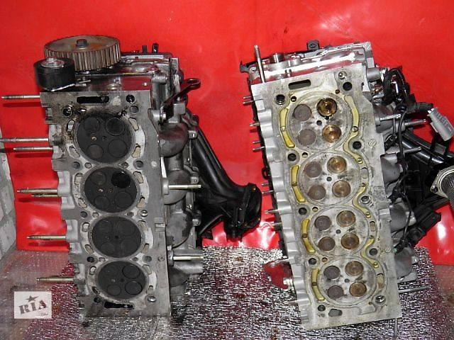 Детали двигателя Головка блока Легковой Fiat Scudo 2.0 HDI 16V- объявление о продаже  в Львове